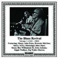 The Blues Revival Volume 1 (1963-1969)