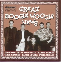 Great Boogie Woogie News 1993 - 1995