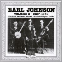 Earl Johnson Vol 2 1927 - 1931