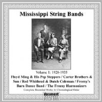 Mississippi String Bands Vol 1 1928 - 1935