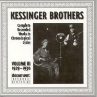 Kessinger Brothers Vol 3 1929 - 1930