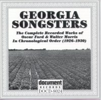 Georgia Songsters 1926 - 1930