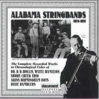 Alabama String Bands 1924 - 1937