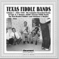 Texas Fiddle Bands Vol 1 1925 - 1930