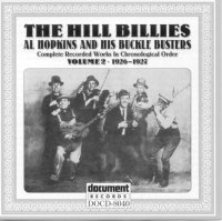 Hill Billies / Al Hopkins & Buckle Busters Vol 2