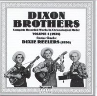 The Dixon Brothers Vol 4 1938