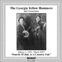 The Georgia Yellow Hammers and Associates Vol. 1 1924 - March 1927 - Fourth of July At A County Fair