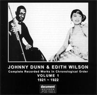 Johnny Dunn Vol 1 1921 - 1922