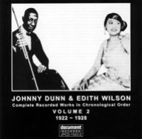 Johnny Dunn Vol 2 1922 - 1928