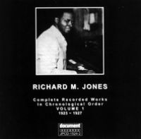 Richard M Jones Vol 1 1923 - 1927