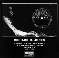 Richard M Jones Vol 2 1927 - 1936