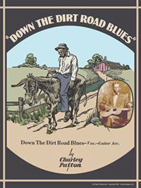 Down the Dirt Road Poster