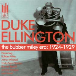 "Featured recording ""Duke Ellington  the bubber miley era  1924-1929"""
