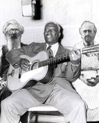 Jesse, Lula and Leadbelly