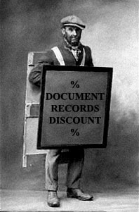 Document Records Discount